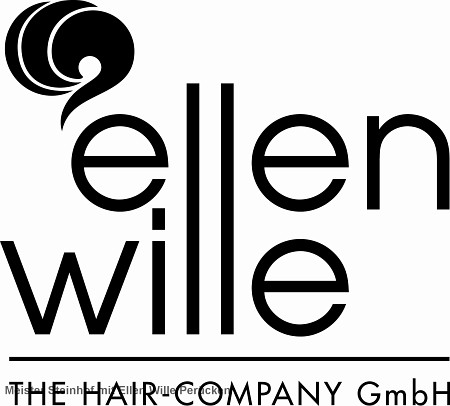ellen wille THE HAIR schwarz transparent